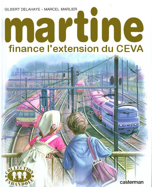 Martine et le CEVA