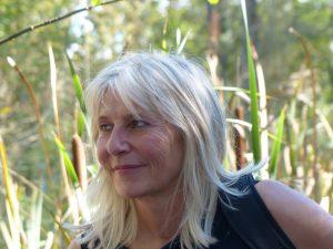 Christina au Marais de Mategnin