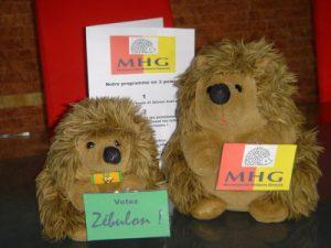 Zébulon créé le MHG